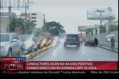 Conductores Opinan Que No Han Visto Positivo Cambio De Dirección De La Lope De Vega