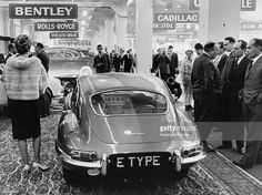 The E Type not 'Pete' the painter. Never owned or driven one but always loved the things… The shot is dated 25 May 'pete' is completing the 'computer aided… Jaguar E Type 1961, Jaguar F Typ, Jaguar Cars, Bentley Auto, Ford Mustang Shelby Gt500, Chevrolet Corvette, Cadillac, Alfa Romeo, Volkswagen