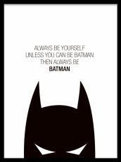 Batman, poster