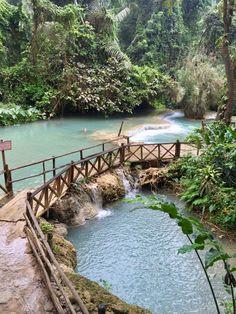 Kouang Si Waterfalls - Laos
