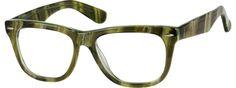 GreenAcetate Full-Rim Frame