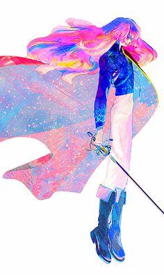 GG For The Follow ╳ By - pixiv.net/en/artworks/58730157 Princess Bubblegum, Adventure Time, Artworks, Disney Characters, Fictional Characters, Disney Princess, Artist, Pictures, Photos