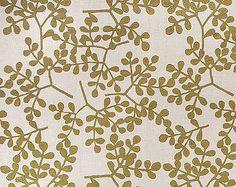 Smokebush Fabric by Galbraith & Paul Textiles contemporary fabric Textile Patterns, Textile Design, Print Patterns, Textiles, Lucienne Day, Edinburgh, Paul Design, Roman Curtains, Contemporary Fabric