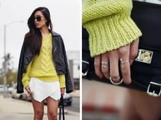 Neon Blush, a personal style blog