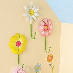 Kids Bedroom Hooks 20 interesting kids' wall hooks to put kids' rooms in order