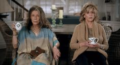 Another beaut so soon! Grace and Frankie is yet further proof of how refreshing a TV series can be.