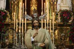 Besamanos al Stmo. Cristo del Amor. Por Juan Antonio Sánchez