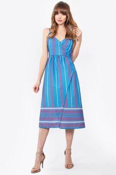 SugarLips Leandra Wrap Dress