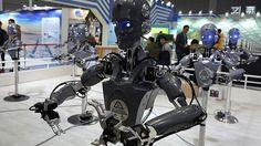 Industrial robots d