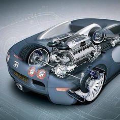 Marlenes choice today... :-) #marlenebitzer #bugatti #veyron #Padgram