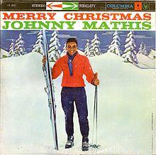Merry Christmas (Johnny Mathis album) - Wikipedia, the free encyclopedia
