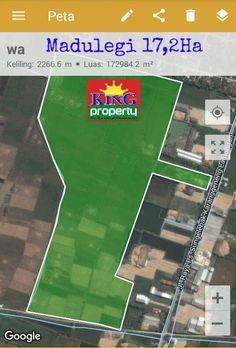 Dijual Lahan Plot perumahan di lamongan , Madulegi Kec Sukodadi.Luas 17,5ha dengan pintu masuk 40m dan Masuk 130m , kemudian melebar kebelakang .Harga Rp 250.000,- per meter NEGO .Nol Jalan Raya P…