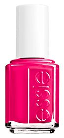 Haute in the Heat - Hot Guava - Bright Pink Red Nail Polish by Essie