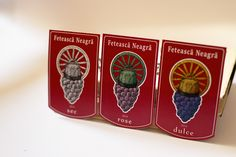 Wine Label Design on Behance