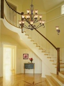 Foyer Lighting - Chandeliers and Pendant Lights to Make Your Entryway Inviting
