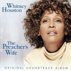 """After all these years, I still love this song: Whitney Houston, """"I Go To The Rock"""" from The Preacher's Wife soundtrack. Whitney Houston Youtube, Whitney Houston Albums, Joy To The World, In This World, Cissy Houston, Divas, Preachers Wife, I Look To You, Favorite Christmas Songs"""