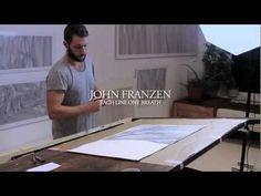 JOHN FRANZEN - EACH LINE ONE BREATH - YouTube