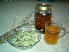 Cherokee 'Mullein Tea' for congestion and cough (Native American Recipe)