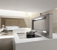 Cuisine intégrée sur mesure LINEA Glam - Comprex