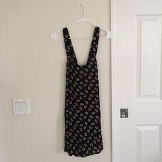 NWOT flower dress NWOT, flower, not Brandy, I bought it from a boutique Brandy Melville Dresses