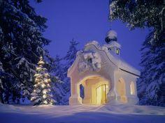 Bavarian Chapel, Germany