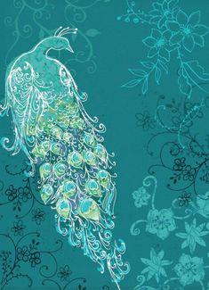 Leading Illustration & Publishing Agency based in London, New York & Marbella. Peacock Art, Illustration Art, Illustrations, Amanda, Peacocks, Artworks, Artists, Manualidades, Illustration