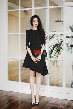 daily 2019 feminine& classy look How To Look Classy, Korean Fashion, Fashion Online, Feminine, Korean Style, My Style, Jackets, Outfits, Collection