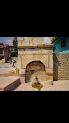 Fountain-Historic fountain-Tarihi çeşme-Constructive: Unknown-Year built: Unknown-Ladik-Sarayönü-Konya