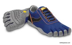 Speed XC Vibram FiveFingers - Fall 2012 (yet to be released) toe shoes featuring a reload of the Speed FiveFingers design with a water-resistant multi-layer laminate upper and new lace structure (plus new colorways).  Men's and women's.  Photo from a preview.