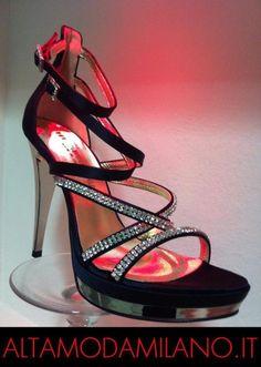 ALTAMODAMILANO.IT le nuove collezioni di scarpe da cerimonia donna eleganti MADE IN ITALY