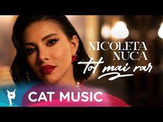 Nicoleta Nuca - Tot mai rar (Official Video) - YouTube Music Videos, Youtube, Youtubers