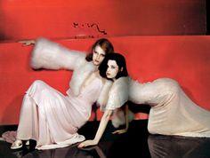 Photo by Guy Bourdin, 1974.