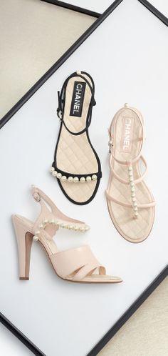 .Chanel sandals