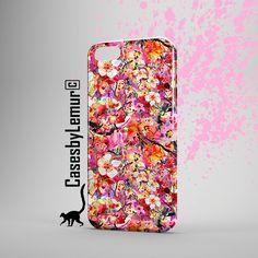 SAKURA Iphone case Watercolor Iphone 6 case Japanese Iphone 5 case Cherry Blossom Iphone 6 plus case Spring Iphone 5C case Iphone 5s case