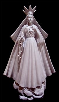 Our Lady Of America Statue