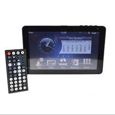 "TView D93TSG 9.3""Touchscreen DVD Player,GPS,Bluetooth,Radio #TVIEW"