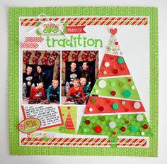 Christmas Eve Tradition - PJ's   Doodlebug Design...