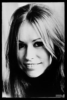 """Astrud Gilberto - with her one of a kind """"Girl From Ipanema"""" voice."""