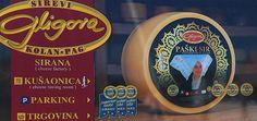 Pažský sýr Gligora – jeden z 10 nejlepších sýrů na světě: http://www.ostrov-pag.eu/pazsky-syr-gligora/