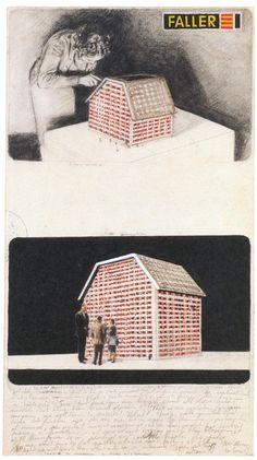 Kit-The Conversation, Michaël Borremans  2002