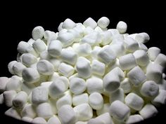 The best are toasted... marshmallows