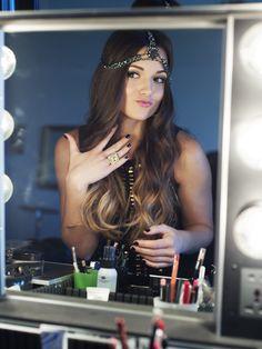 Photo by Scott Hoover. #joeifulco #meetthefulcos #thefulcos #rockstar #singer #actress #musician #songwriter #glam #rockandroll #thisgirlcanplay #makeup #hair #sister #fashion #fashionista