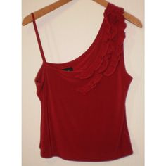 Arc Sexy Red Party Evening Holiday Top, Size 14 Listing in the Tops,Womens Clothing,Clothes, Shoes, Accessories Category on eBid United Kingdom | 145941708