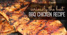 best bbq chicken recipe - facebook image