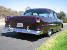 1955 CHEVROLET 210 CUSTOM 2 DOOR HARDTOP - 44218