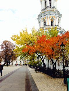 Kiev, Ukraine, from Lana