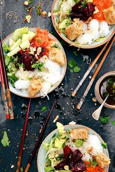 Saveurs Végétales: Plats chauds Veggie Recipes, Asian Recipes, Vegetarian Recipes, Ethnic Recipes, Veggie Food, Healthy Tips, Healthy Recipes, Poke Recipe, Bo Bun