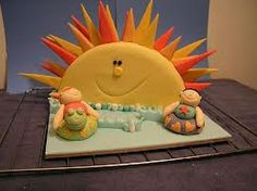 beginning of summer cakes - Google Search