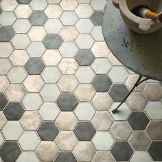 @tabarkastudio | Hex #tiles #tegels http://tegels.nl/7517/tegels/scottsdale,-az/tabarka-studio.html
