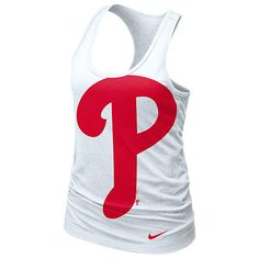 Just bought this in Red. Philadelphia Phillies Women's Loose Fit Racerback Tank by Nike - MLB.com Shop